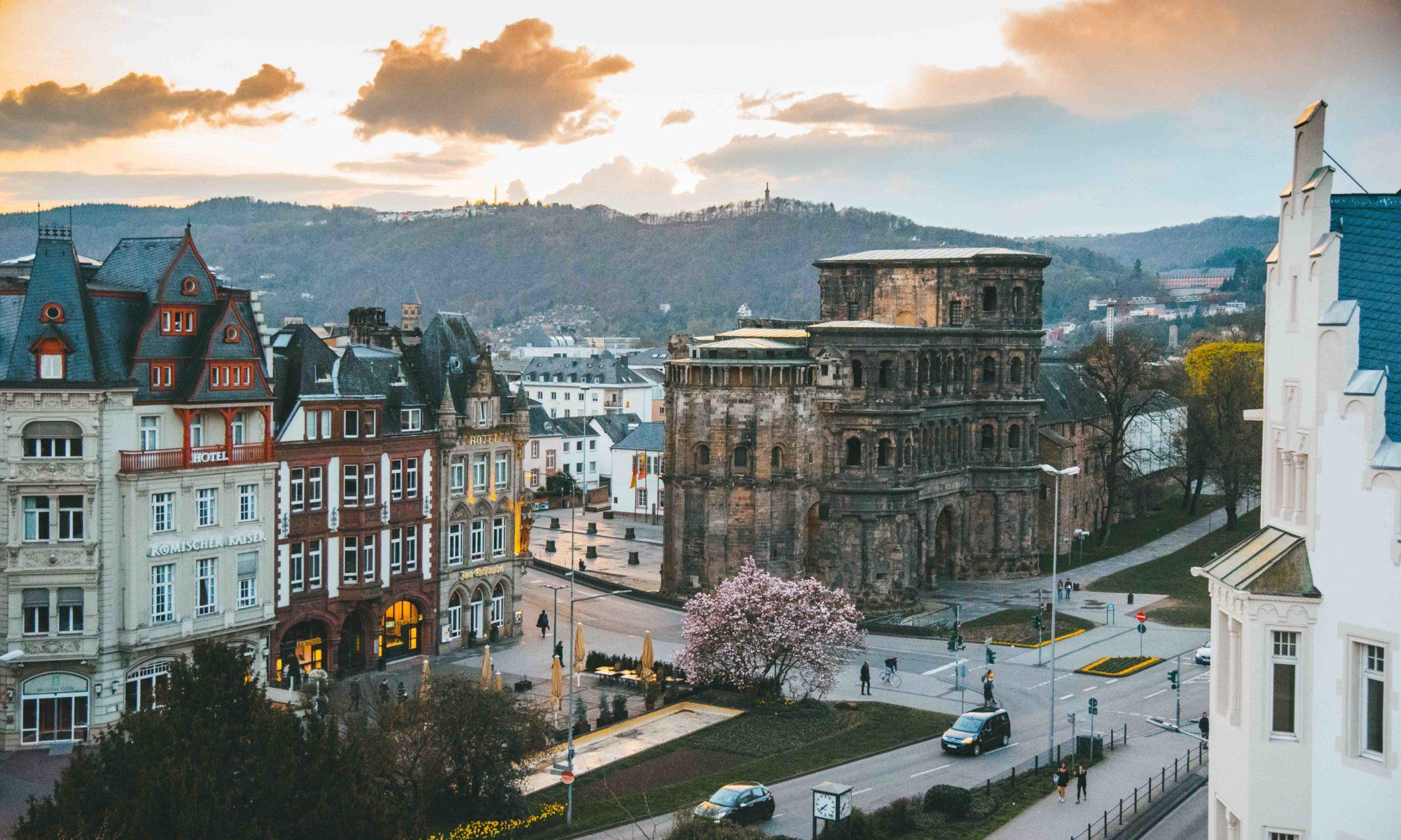 Stadtführungen in Trier und Luxemburg